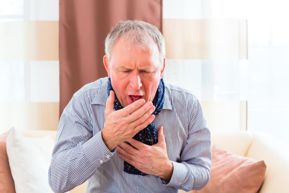 Điều trị ho ở người già như thế nào